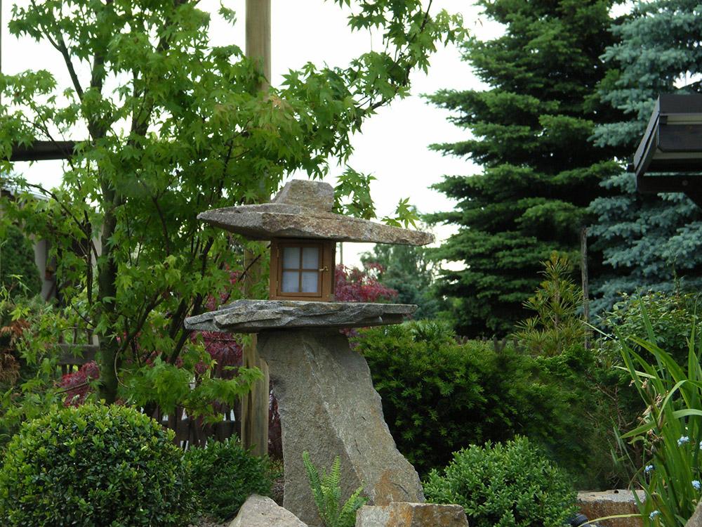 Japanischer garten mit koiteich garten u landschaftsbau for Garten und landschaftsbau leipzig