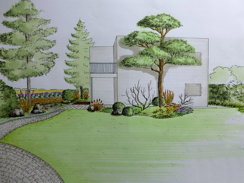 stilvolle privatg rten eule gartenbau und landschaftsbau leipzig. Black Bedroom Furniture Sets. Home Design Ideas