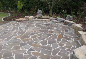 Polygonalplatten Naturstein