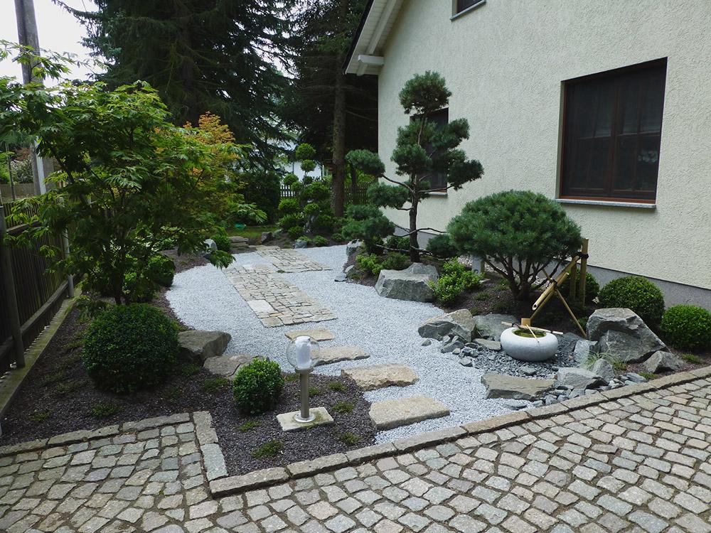 Japanischer vorgarten garten u landschaftsbau leipzig for Garten und landschaftsbau leipzig