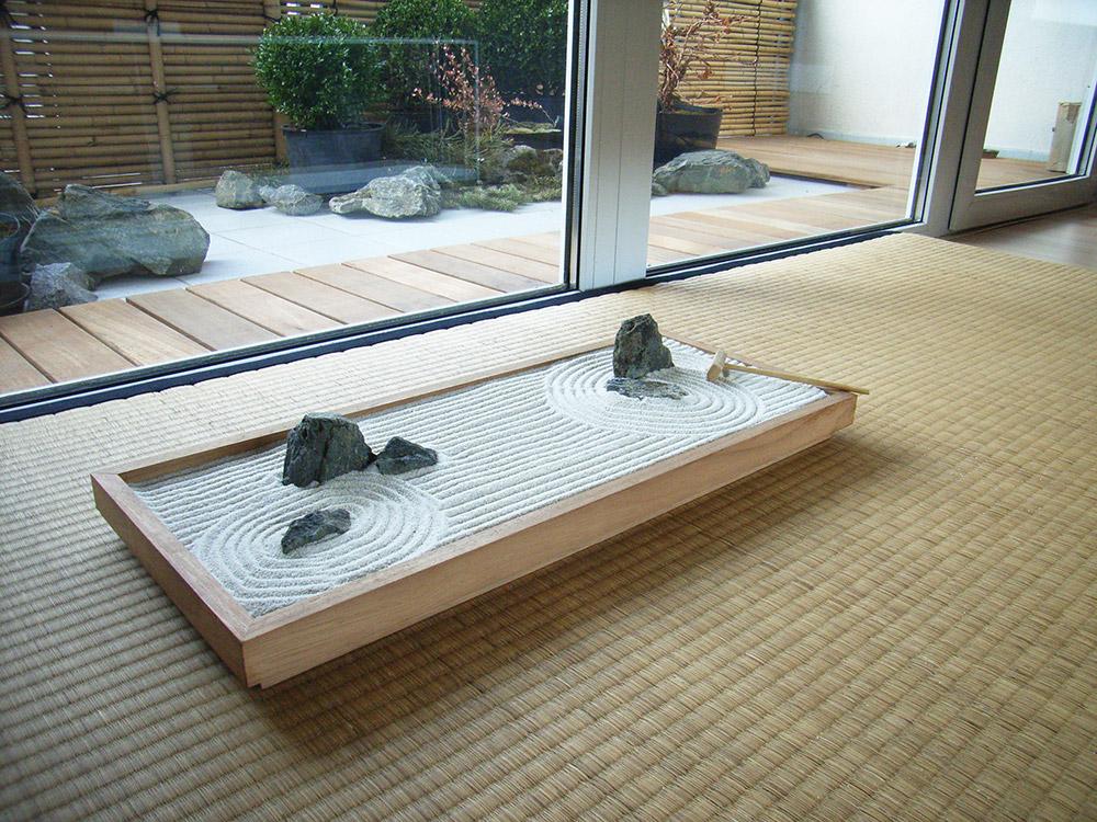 zen tischset eule gartenbau u landschaftsbau leipzig japang rten. Black Bedroom Furniture Sets. Home Design Ideas