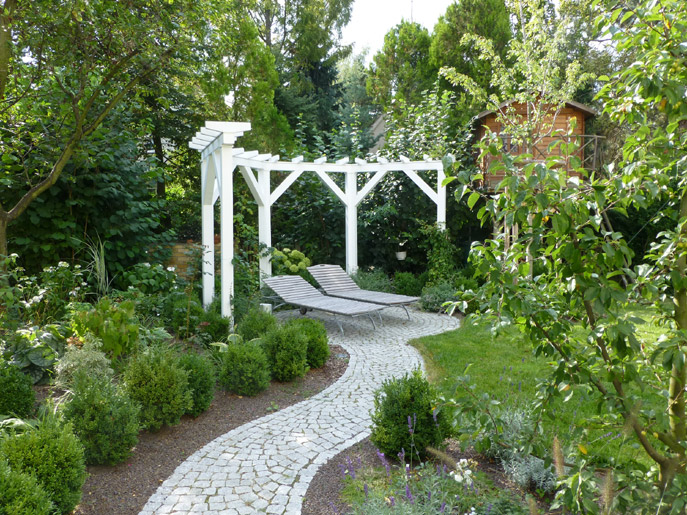 Gartenbau Bauleistungen Leipzig Eule Garten U