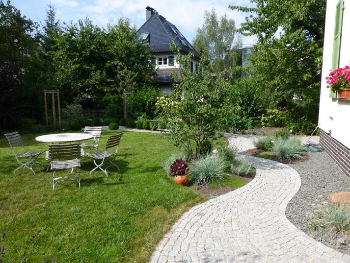 Landhausgarten